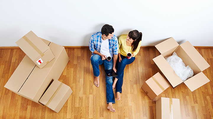 applying for a rental home