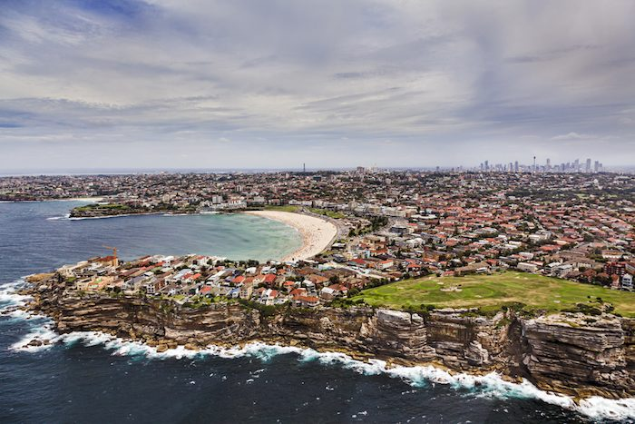 view of eastern suburbs rental apartment