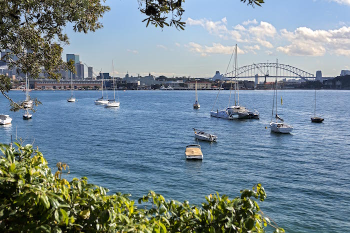 view of darling point real estate
