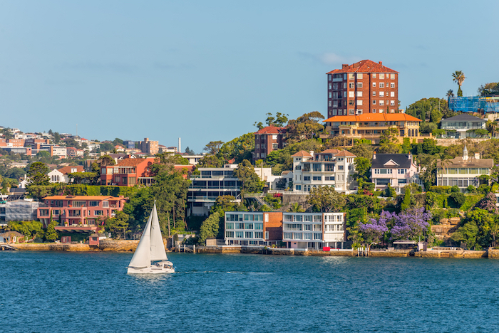 view of eastern suburbs rental property